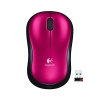 Характеристики Logitech M185 Wireless Mouse Brilliant Rose OEM C